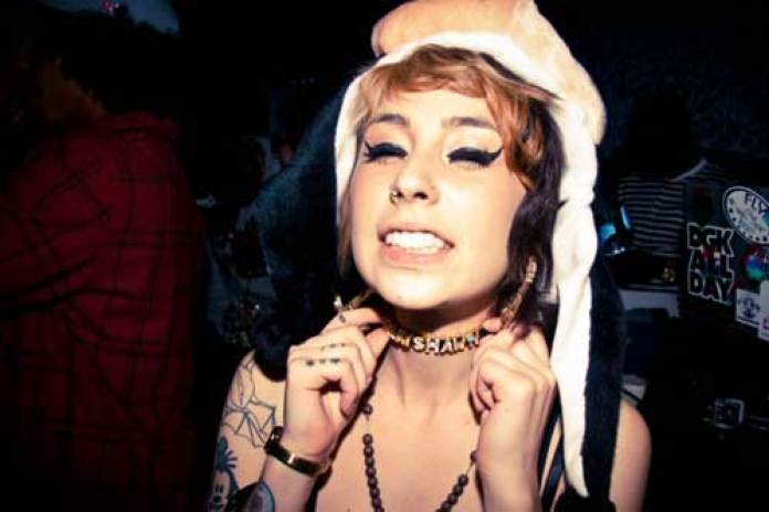 Kreayshawn to direct Red Hot Chili Peppers video