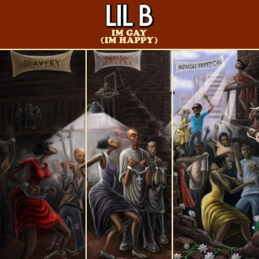 Lil B - Trapped In Prison