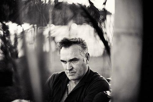 Morrissey unveils three new songs