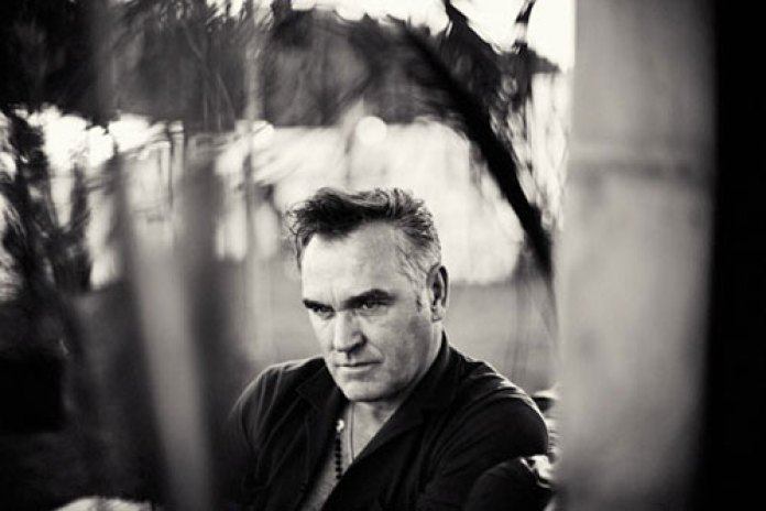 Morrissey unveils three new songs