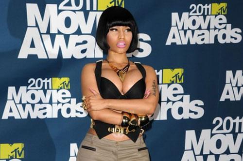 Nicki Minaj - Top of the World