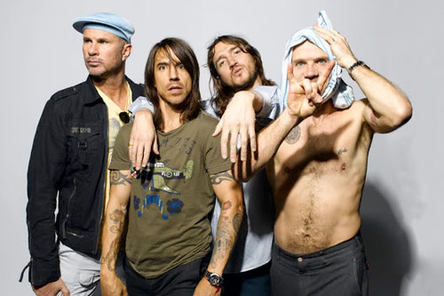 Red Hot Chili Peppers Unveil Album Title
