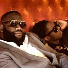 Rick Ross featuring Lil Wayne - 9 Piece