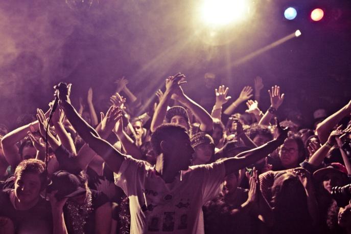 Spank Rock announces summer tour dates
