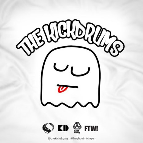 The Kickdrums - The Ghost Mixtape