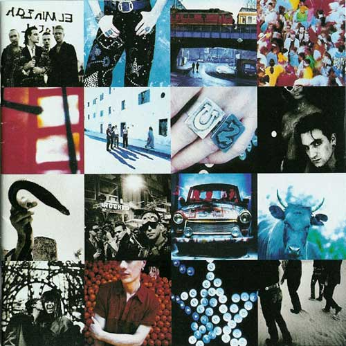 U2's 'Achtung Baby' to be reissued as deluxe edition