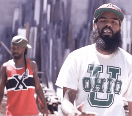 Wale featuring Stalley & Black Cobain - The Cookup