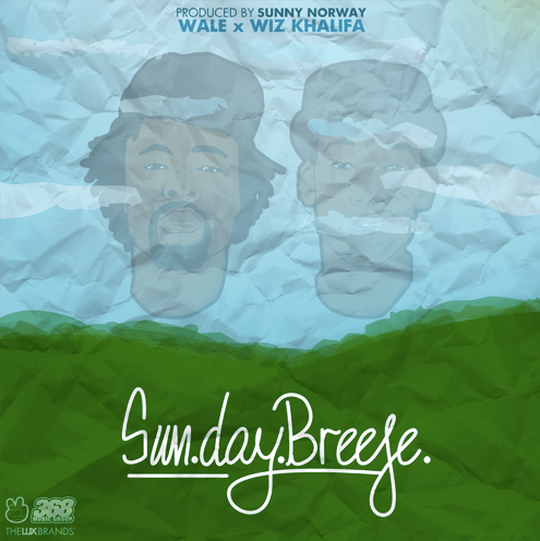 Wale featuring Wiz Khalifa – Sun.Day.Breeze (Produced by Sunny Norway)