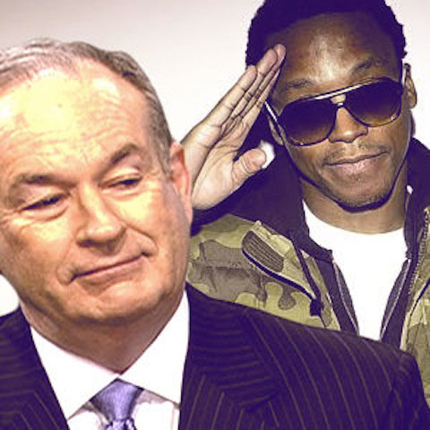 Lupe Fiasco on 'The O'Reilly Factor' (Full Interview)