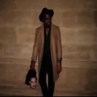Kanye West featuring Rick Ross, Jay-Z, Nicki Minaj & Bon Iver - Monster