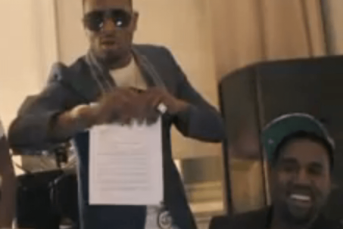 Kanye West signs D'banji & Don Jazzy to G.O.O.D. Music