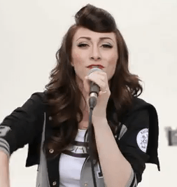 "Karmin covers Jay-Z's ""Encore"""