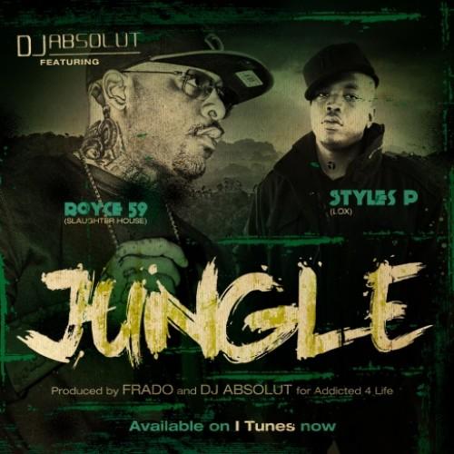 "Styles P & Royce Da 5'9"" – Jungle"