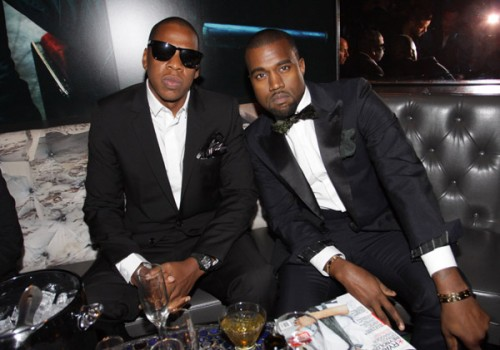Kanye West & Jay-Z's 'Watch the Throne' July 4 digital-only release?