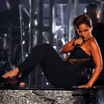 Alicia Keys' Piano & I Concert in NYC - A One Night Only Event With Alicia Keys