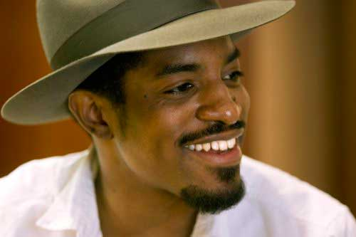 Andre 3000 in talks to play Jimi Hendrix in new biopic