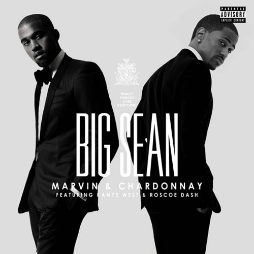 Big Sean featuring Kanye West  - Marvin & Chardonay (Cover)