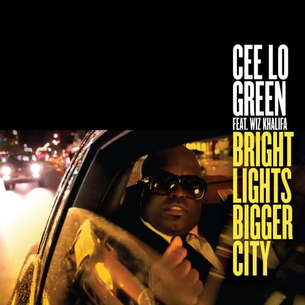 Cee Lo featuring Wiz Khalifa - Bright Lights, Bigger City (Remix)