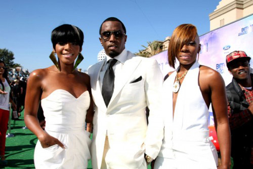 Diddy to take time out from being an artist