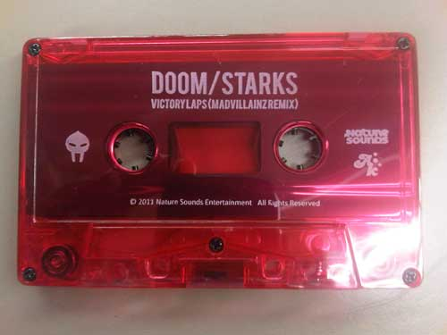 DOOMSTARKS (DOOM x Ghostface Killah) – Victory Laps (Madvillainz Remix) (Radio Rip)