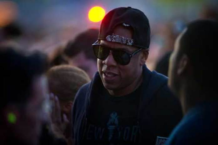 Jay-Z previews 'Watch the Throne'