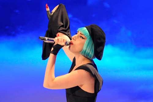 Lady Gaga - The Edge of Glory (Porter Robinson Remix)