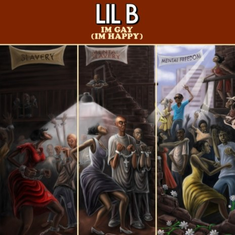 """Lil B Gives Away """"I'm Gay"""" Album For Free"""