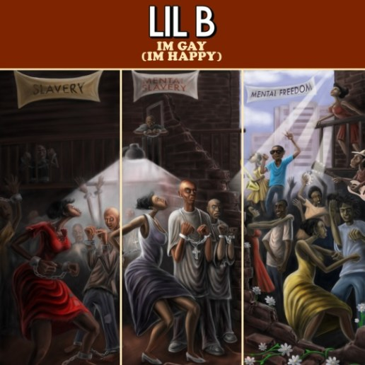 "Lil B Gives Away ""I'm Gay"" Album For Free"