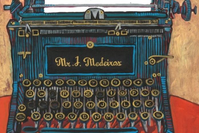 Hypetrak Premiere: Mr. J. Medeiros - Old Man Perez