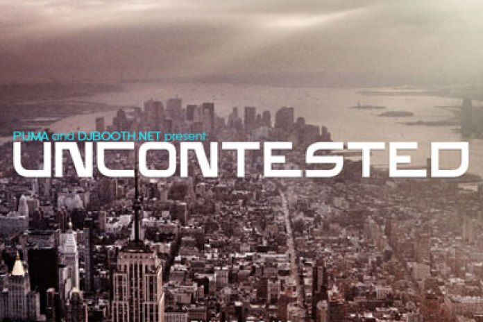 PUMA & DJBooth Present: Uncontested EP