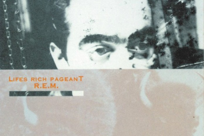 Hypetrak is giving away a remastered copy of R.E.M.'s classic 'Lifes Rich Pageant' LP