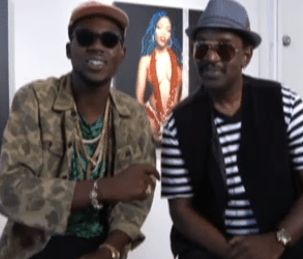 Theophilus London speaks with Fab 5 Freddy