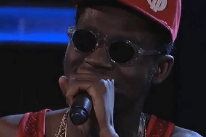 "Theophilus London ""I Stand Alone"" Performance (Jimmy Kimmel Live)"