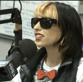 Kreayshawn interview with The Breakfast Club
