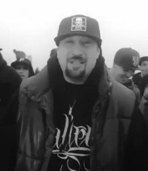 The Pricks featuring B-Real & Smoke DZA - Ghetto Blaster
