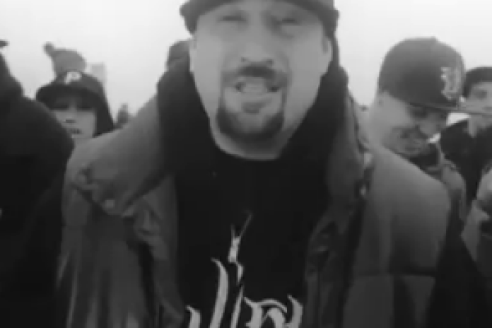 The Pricks featuring B-Real & Smoke DZA - Ghetto Blaster