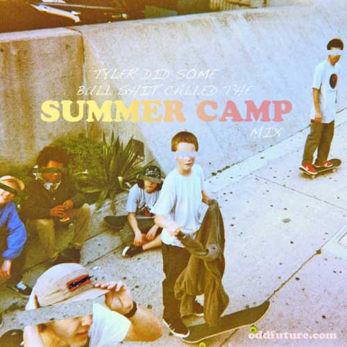 Tyler, the Creator - Summer Camp Mix