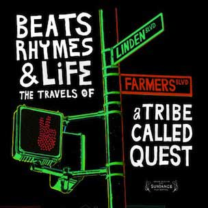 A Tribe Called Quest - Beats, Rhymes & Life (Scene)