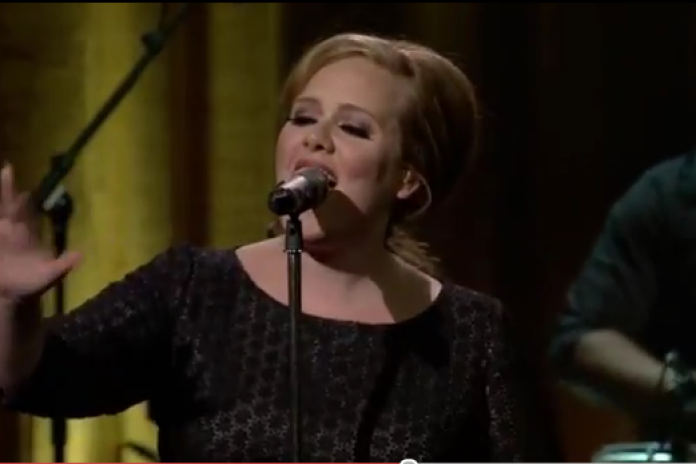 Adele  - iTunes Festival Performance
