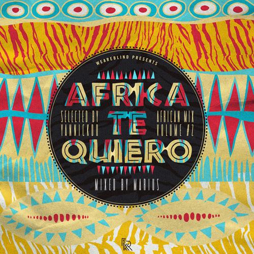Africa Te Quiero - African Mix Vol. 2