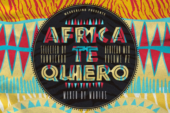 Africa Te Quiero - African Mix Vol. 2