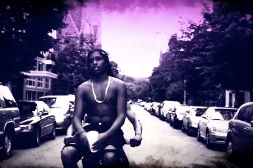 ASAP Rocky – Peso