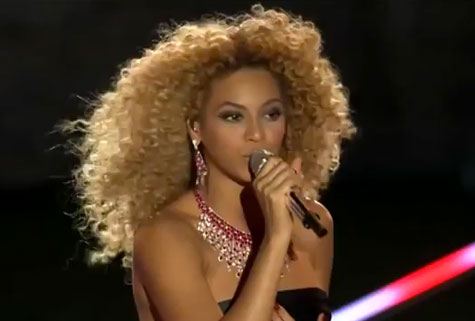 Beyoncé - Macy's 35th Annual 4th of July Fireworks Spectacular Performance
