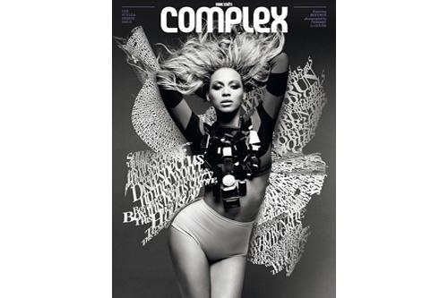 Beyoncé covers Complex