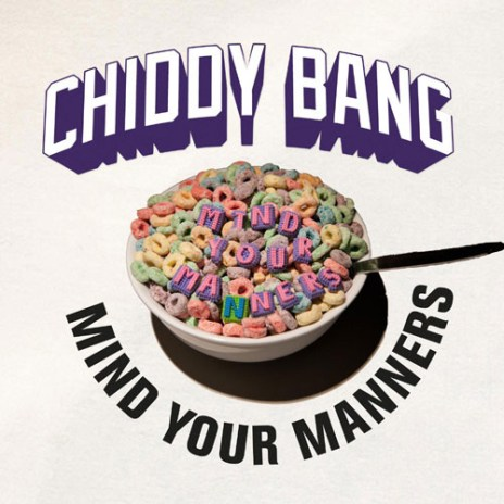 Chiddy Bang - Mind Your Manners (Lyric Video)