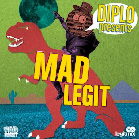Diplo unleashes new DJ Mix with Legitmix