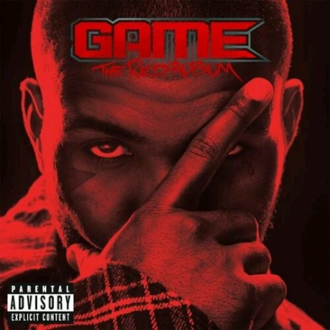 Game – The R.E.D. Album (Artwork)