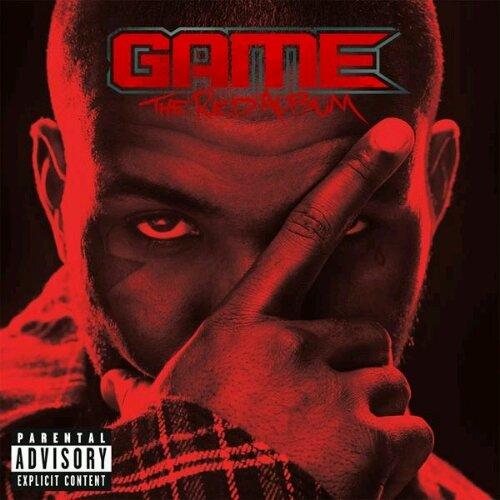 Game – The R.E.D. Album (Artwork)