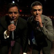 Jimmy Fallon and Justin Timberlake - History of Rap (Part 2)
