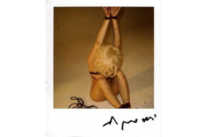 Lady Gaga in Bondage by ARAKI (NSFW)